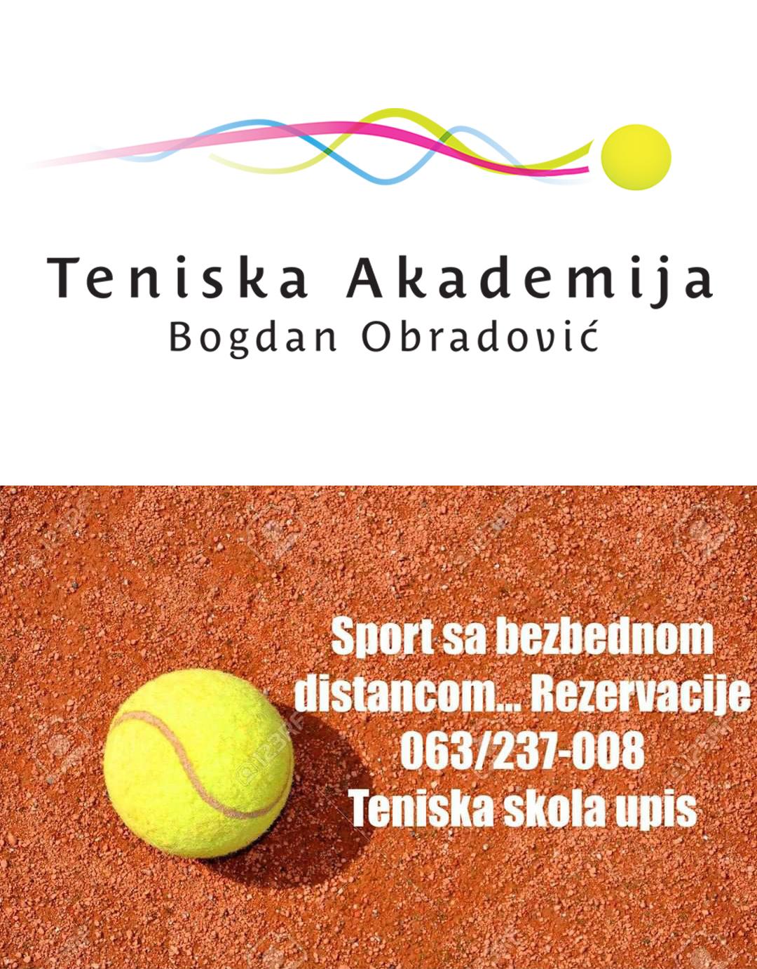 Skola tenisa
